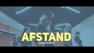 Dopebwoy - Afstand choreo by Potemkina Alena   Good Foot Dance Studio