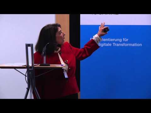 Sarah Cohen: Digitalisierung im Journalismus