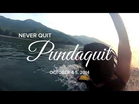Juan Adventure Never Quit Pundaquit (10.4-5.2014)