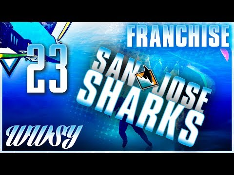 The Competitive Pacific Division - NHL 18 San Jose Sharks GM Franchise - Ep. 23