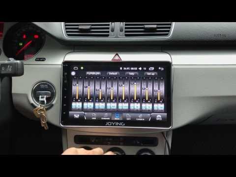 Joying Digital Amplifier No Heating on Android 6.0.1 Car Head Unit