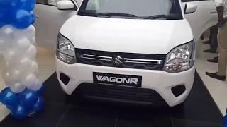 New wagonR Launch Live 2019