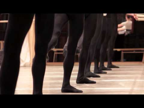 My EXAM 2010 at Bolshoi Ballet Academy