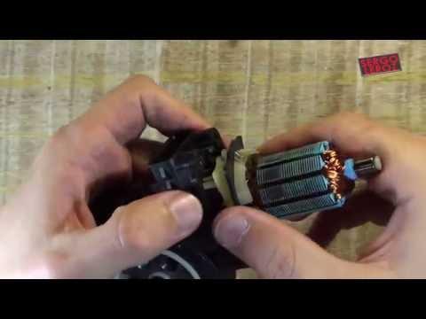 Разборка мотора стеклоподъемника Nissan Qashqai 402035J