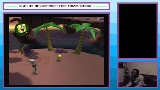Nicktoons: Battle for Volcano Island (PS2) - Gameplay Test