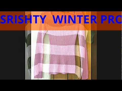 SRISHTY KNITWEAR An specialist of knitwear sweater exporters over 6 years