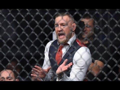 Конор МакГрегор устроил потасовку на турнире Bellator, чемпион ACB переходит в UFC