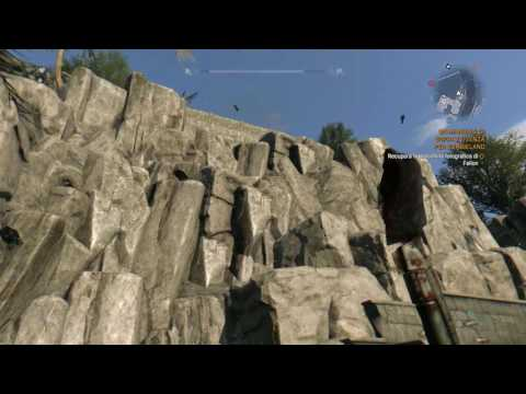 DYING LIGHT - Ps4 pro 1080p gameplay