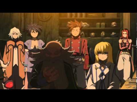 Tethe'alla Arc, Episode 1 - Tales of Symphonia: The Animation
