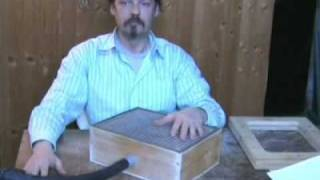 Вакуумная формовка пылесосом пластик ABS 160 градусов(, 2009-12-18T08:52:43.000Z)