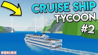 ORION CITY - Roblox Cruise Ship Tycoon #2