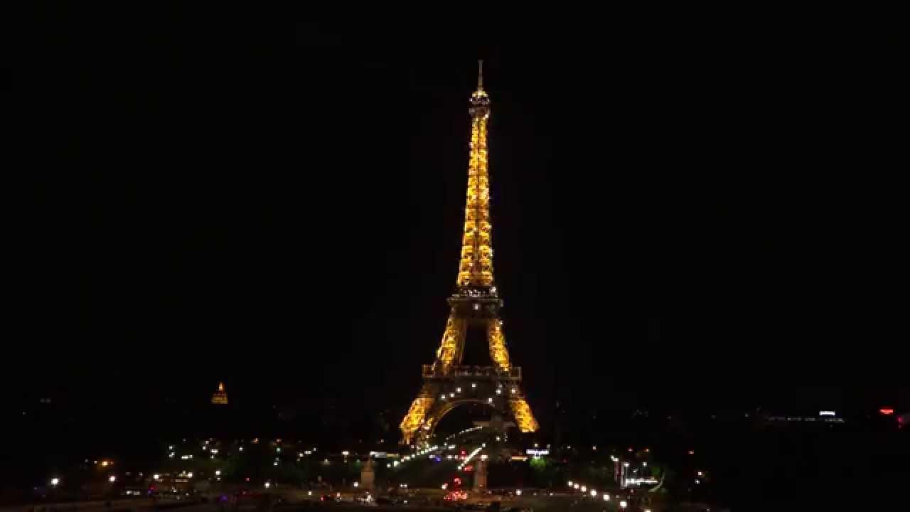 The eiffel tower la dame de fer the iron lady youtube - La dame de fer tour eiffel ...