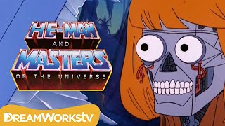 He-Man's Robot Prank On Skeletor  |  HE-MAN AND THE MASTER OF THE UNIVERSE