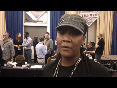 PUSH THE LINE BOXING EXCLUSIVE: ANN WOLFE part2