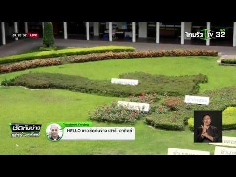 เชียงใหม่ ปลูกสวนเป็นแผนที่ | 02-04-59 | ชัดทันข่าว | ThairathTV