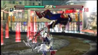 Tekken 6 BR: Clan match: NGM I Karas 239 vs. RTSB Srgnt E Part 2