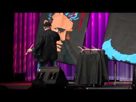 Randall Hedden - Tribute art Live
