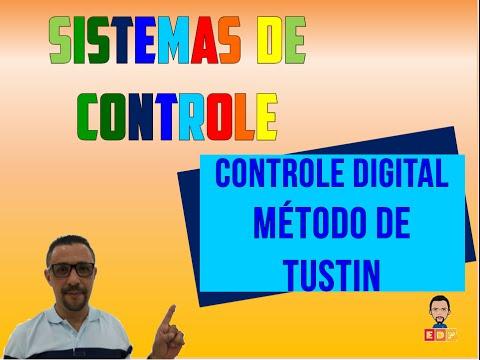 [Sistemas de Controle]: Controle Digital – Método de Tustin