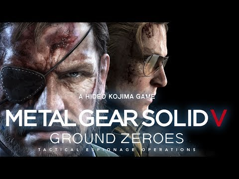 Metal Gear Solid V: Ground Zeroes COMPLETO - Playstation 4 [ Legendado em PT-BR Playthrough ]