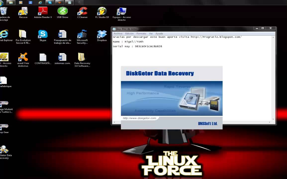Free download data Recovery software