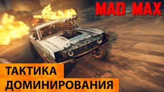 MAD MAX. Тактика выживания в мире Безумного Макса