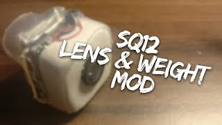Quelima SQ12 Lens and Weight Mod for 2inch Quads