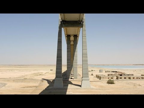 Egypt's Suez Canal Project is China's new initiative's pillar
