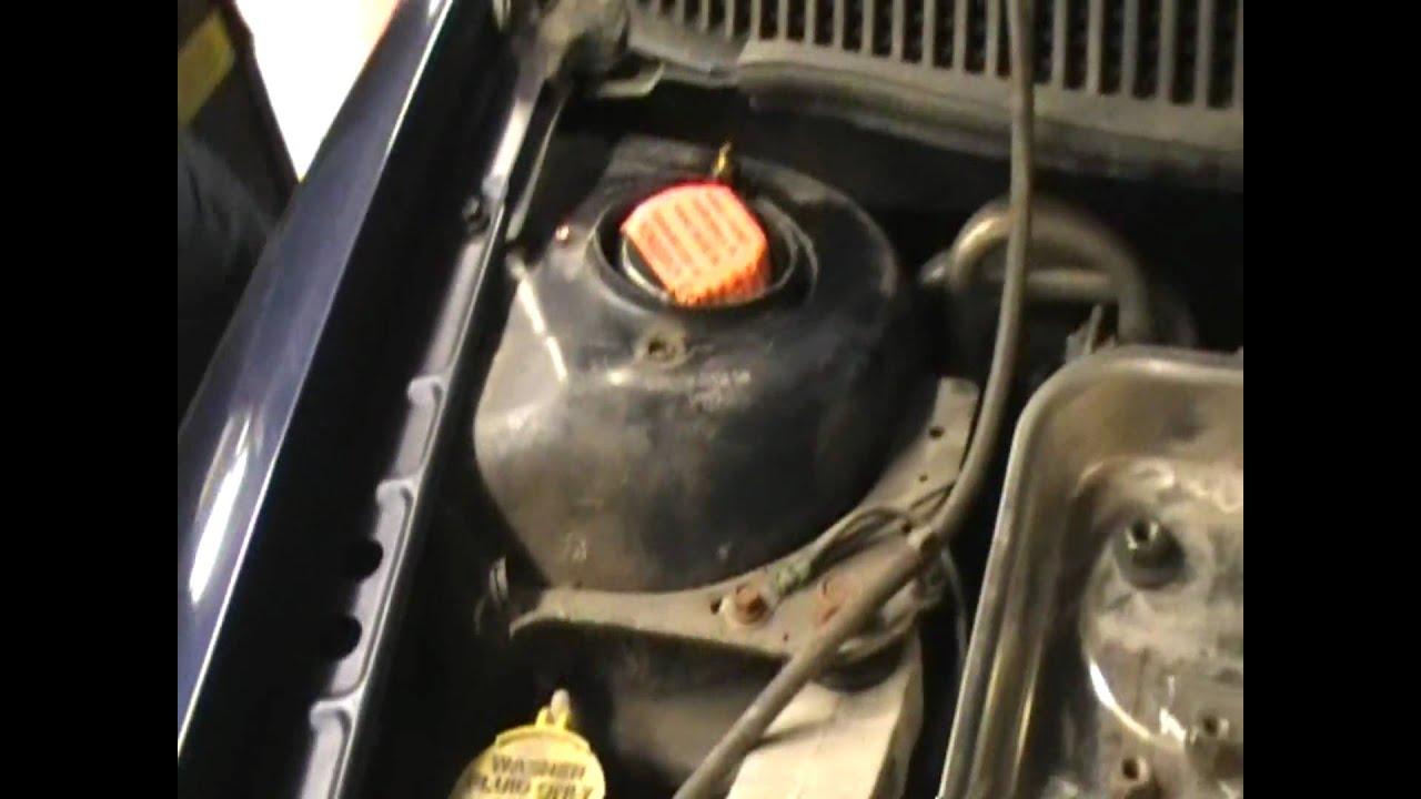 2005 Trailblazer Engine Diagram How To Install A Monroe Quick Strut Assembly 2002 Dodge