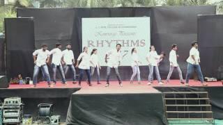 a c p c e   rhythms 2017   group dance   adit group