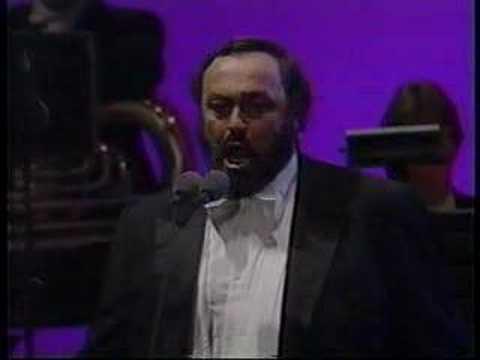 Pavarotti- Cavalleria Rusticana- Addio alla Madre