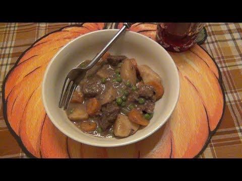 Simple Crock Pot Beef Stew Recipe...