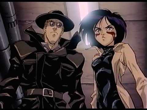 Battle Angel (aka GUNM) OVA, VHS rip