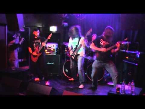 Neuroma @ The Garage - 28.9.13 - clip 1