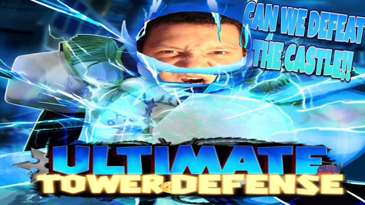 PLAYING ULTIMATE TOWER DEFENSE!W/THE VIEWERS!!😱CAN WE BEAT THE CASTLE!!
