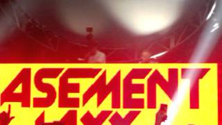 Basement Jaxx and Armand Van Helden in Sankeys Warehouse 2