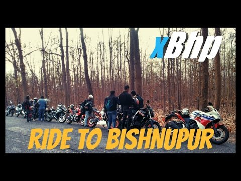 XBHP RIDE TO BISHNUPUR || GREA-Z MONKEY