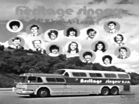 I Could Never Outlove The Lord - Heritage Singers - 12 .wmv