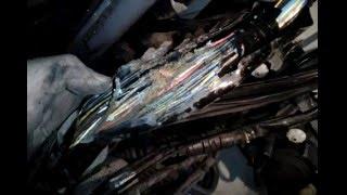 проблеми з проводкою DAF CF85 460 2011