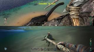 ARK: Survival Evolved - Thanks Bro-onto   CMDR Decaf