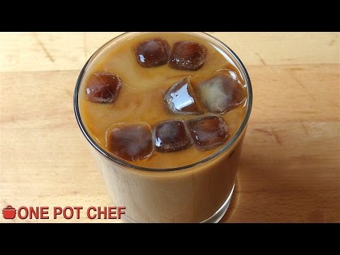 Quick Tips: Iced Coffee Hack   One Pot Chef