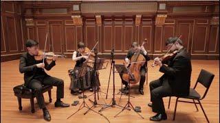 Beethoven String Quartet No. 8 in E minor, Op. 59 No. 2 - Parker Quartet