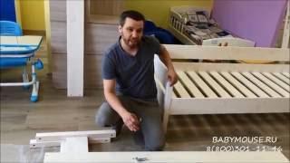 Как собрать мебель из массива