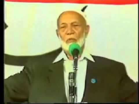 The Pros and Cons of Israel - Lecture By Sheikh Ahmed Deedat