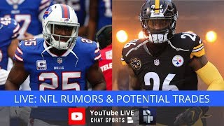 NFL Rumors, NFL Trades That Could Happen, LeSean McCoy Trade, And Le'Veon Bell Latest