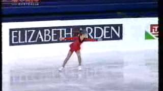 Tara Lipinski - 1996 Junior World Championships - LP