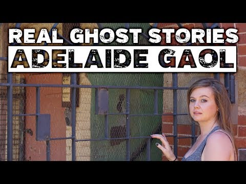 Real Ghost Stories From The Old Adelaide Gaol