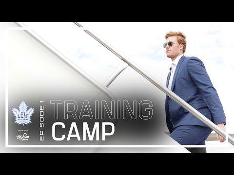 Molson Canadian Presents The Leaf: Blueprint Episode 1- Training Camp