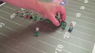 Repeat youtube video Why to tweak electric football bases