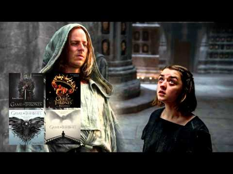 Game Of Thrones Soundtrack: Arya Stark & Jaqen H&39;Ghar&39;s Themes Compilation