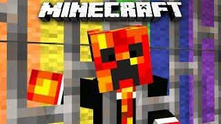Minecraft: RAINBOW PRISON ESCAPE! - Part 1/2 - w/Preston & Kenny!